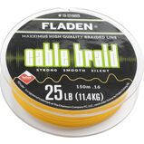 Fladen Cable Braid 1200 Meter Fletline Gul