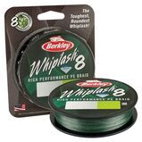 Berkley Whiplash 8 Moss Green 300 Meter