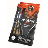Harrows Matrix Brass Steeltip