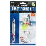 Herring Coast 40 gr. Med 2 forfang Ready To Fish