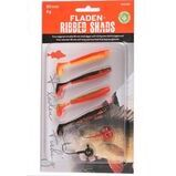 Fladen Ribbed Shads 80mm 8 gram